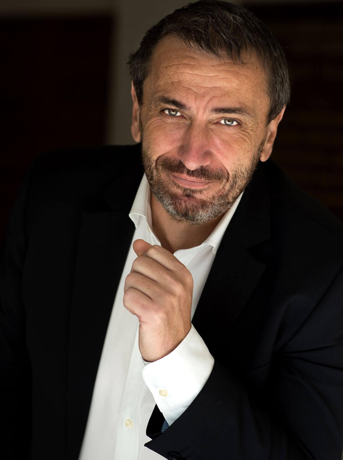 DR PAUL-ANDRÉ COLOMBANI