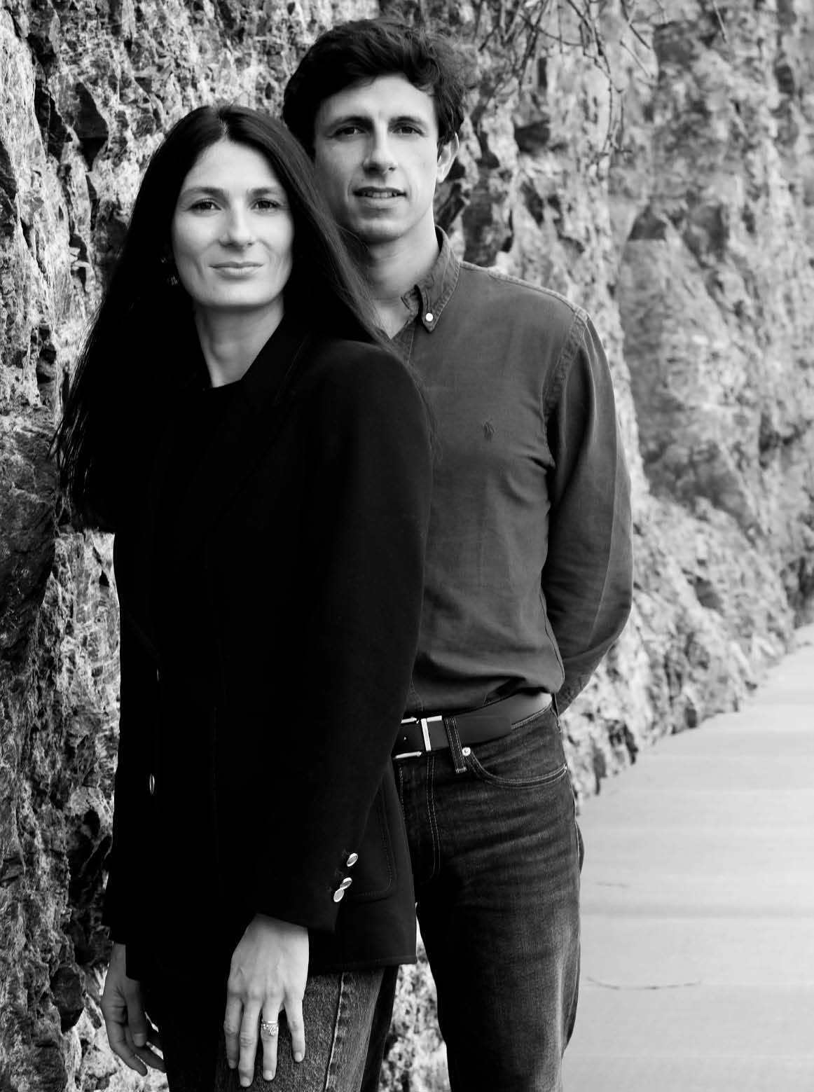 ISABELLE BUZZO ET JEAN-PHILIPPE SPINELLI