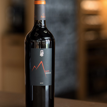 Monte Biancu rouge, Vin de France 2019