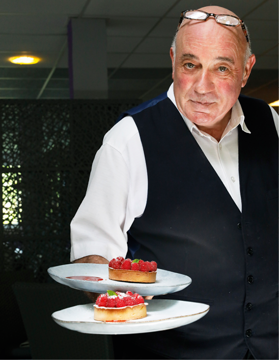 Restaurant Morganti, Une Institution